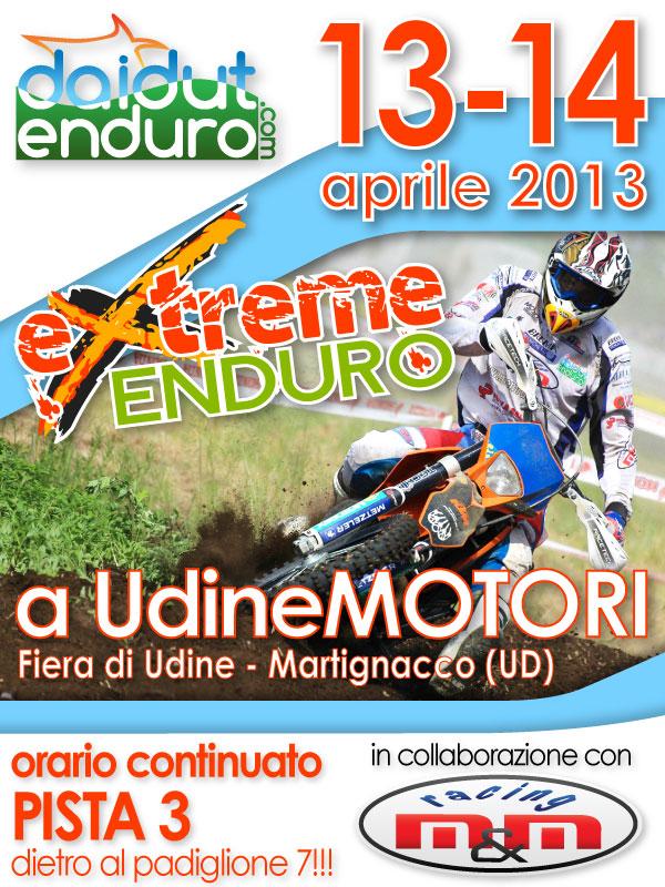 udine motori 2013 daidut enduro m&m racing
