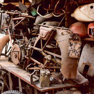 Corso di meccanica e restauro a Rivignano