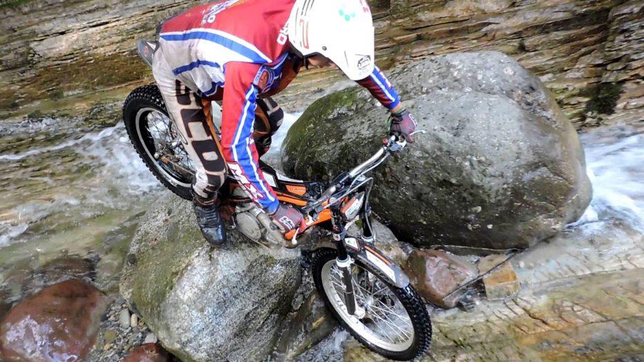 Corsi Trial & Enduro Extreme in Friuli con Fabio Lenzi
