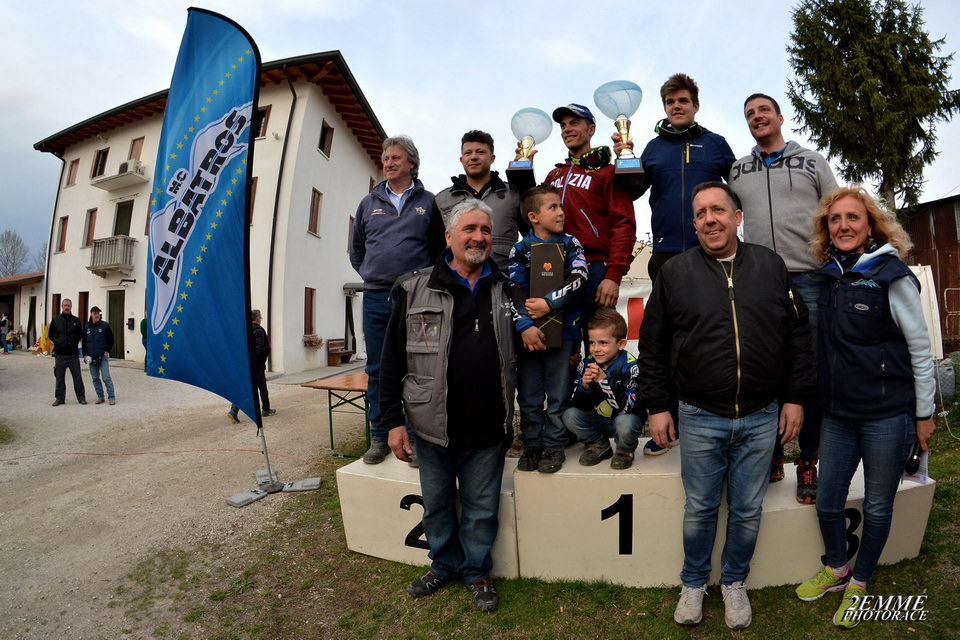podio classifica assoluta enduro country fvg 2017 a sacile