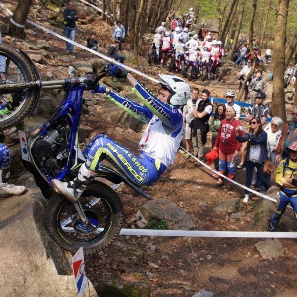 Il Campionato Italiano Trial arriva a Tolmezzo (UD)