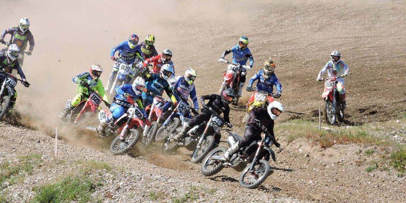 3^ prova Campionato Regionale Motocross FVG 2017 Rivolto (UD)