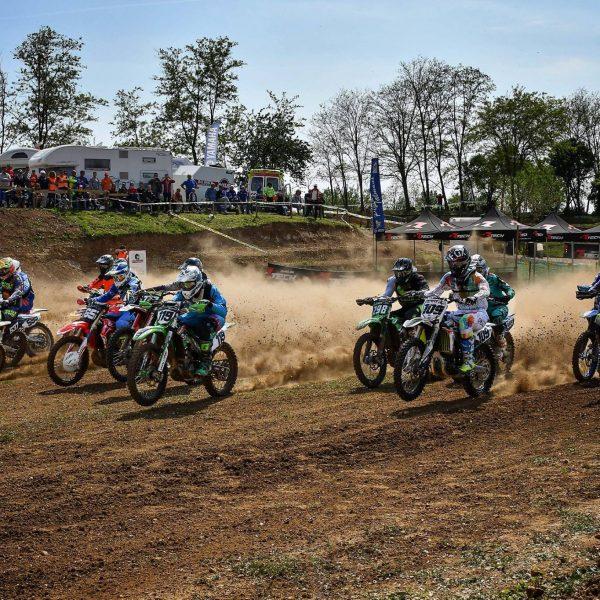 Risultati 2^ prova Campionato Regionale Motocross FVG 2017 a Talmassons