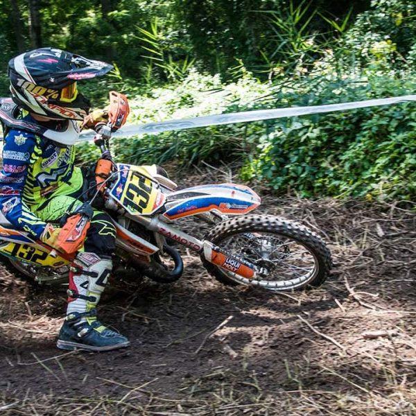 Campionato Minienduro Triveneto 2017 + Epoca a Gradisca d'Isonzo