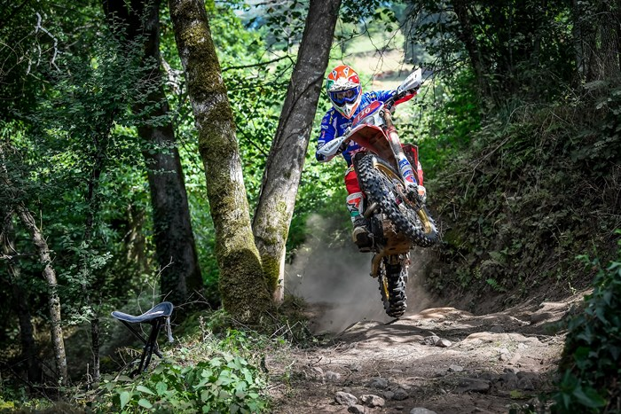 isde france 2017 davide guarneri day 2