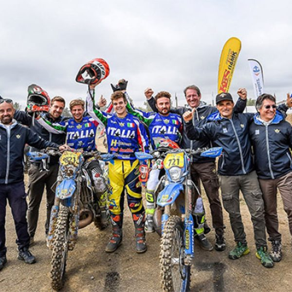 ISDE France 2017 Day 6 – Italia Vince il trofeo dei Club, Junior secondi per un soffio
