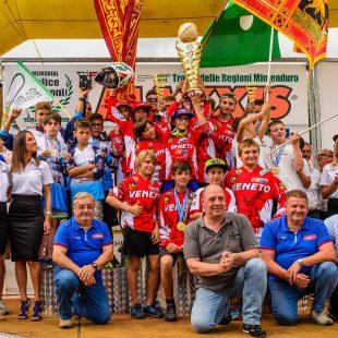 Il Trofeo delle Regioni Minienduro 2017 va al Veneto. Friuli al 5° posto