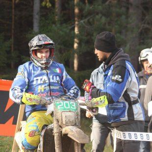 Macoritto vince l'ultima di Europeo Enduro a Gelnica