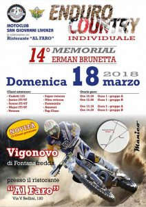 Enduro Country S. Giovanni Livenza
