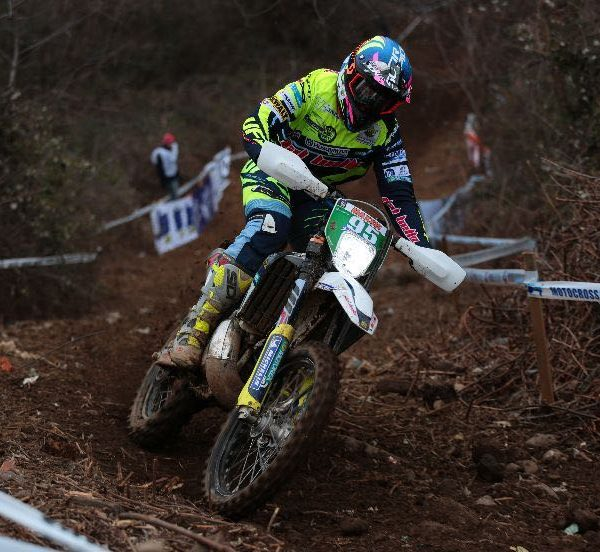 Lorenzo Macoritto vince la Enduro Under23/Senior a Cerro al Lambro