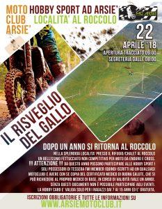 """Hobby Sport """"Il risveglio del Gallo"""" 2018"""