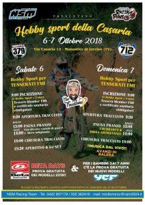 Hobby Sport della Casaria 2018