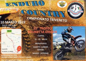 Enduro Country Brugnera 2019